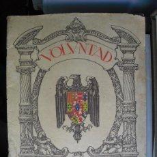 Coleccionismo de Revistas y Periódicos: 1920 REVISTA VOLUNTAD. Lote 28441738