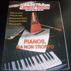 Coleccionismo de Revistas y Periódicos: REVISTA COMPRA MAESTRA - Nº 133 - SEPTIEMBRE 1991. Lote 28459959