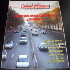 Coleccionismo de Revistas y Periódicos: REVISTA COMPRA MAESTRA - Nº 135 - NOVIEMBRE 1991. Lote 28460008