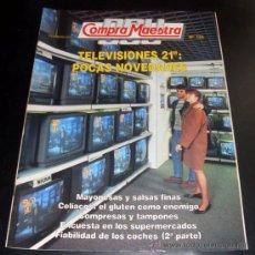 Coleccionismo de Revistas y Periódicos: REVISTA COMPRA MAESTRA - Nº 138 - FEBRERO 1992. Lote 28460053