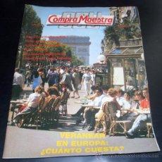 Coleccionismo de Revistas y Periódicos: REVISTA COMPRA MAESTRA - Nº 153 - MAYO 1993. Lote 28460212