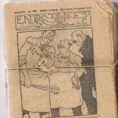 Coleccionismo de Revistas y Periódicos: LOT 66 NUMS. REVISTA PATUFET DE 1919-20. 19X13CM.. Lote 28480539