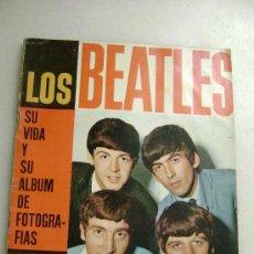Coleccionismo de Revistas y Periódicos: LOS BEATLES.SU VIDA Y SU ALBUM DE FOTOGRAFIAS.143. Lote 28482828