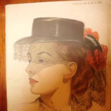Coleccionismo de Revistas y Periódicos: PARA TI, REVISTA ARGENTINA PARA LA MUJER Nº 1372 1948. Lote 28517240