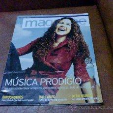 Coleccionismo de Revistas y Periódicos: REV.MAGAZINE 7/2001 - MUSICA PRODIGIO- AMPLIO RPTJE- DINUSAURIOS,EMOCIONES ACUATICAS,BALCANES. Lote 28538595