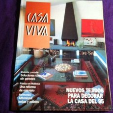 Coleccionismo de Revistas y Periódicos: CASA VIVA Nº 142. Lote 28852982