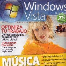 Coleccionismo de Revistas y Periódicos: REVISTA WINDOWS VISTA; Nº 3.. Lote 28857197