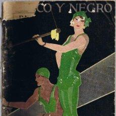 Coleccionismo de Revistas y Periódicos: BLANCO Y NEGRO - Nº 2031 - ABRIL 1930 - REVISTA ILUSTRADA . Lote 28925835