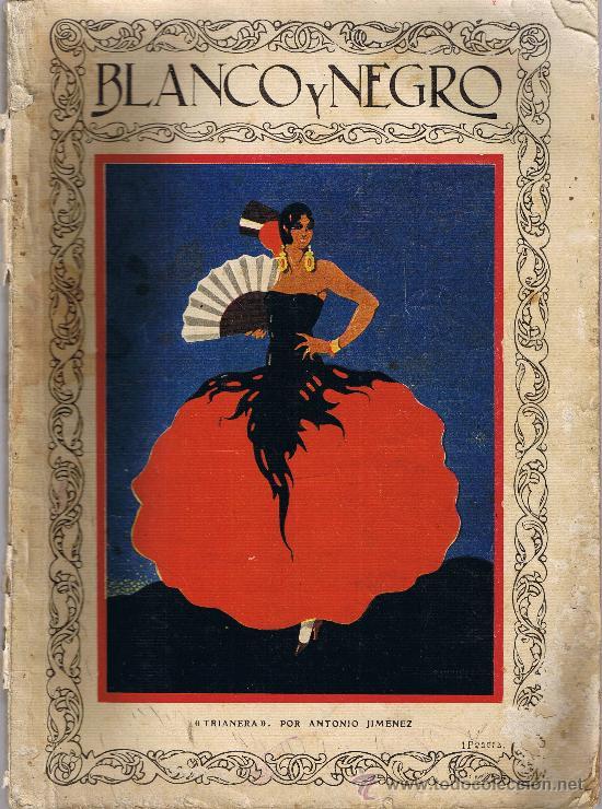 BLANCO Y NEGRO - Nº 1946 - SEPTIEMBRE 1928 - REVISTA ILUSTRADA (Coleccionismo - Revistas y Periódicos Antiguos (hasta 1.939))