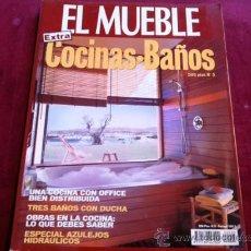 Coleccionismo de Revistas y Periódicos: EL MUEBLE- EXTRA COCINAS Y BAÑOS- Nº 5. Lote 28936410