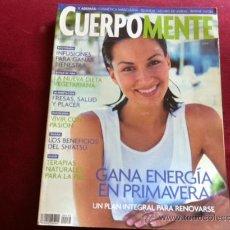 Coleccionismo de Revistas y Periódicos: REVISTA CUERPOMENTE Nº 132. Lote 28940533