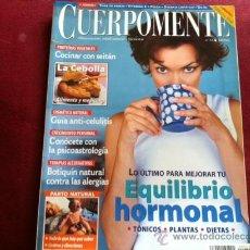 Coleccionismo de Revistas y Periódicos: REVISTA CUERPOMENTE Nº 72. Lote 28940613