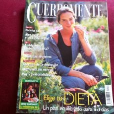 Coleccionismo de Revistas y Periódicos: REVISTA CUERPOMENTE Nº 61. Lote 28940624
