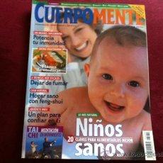 Coleccionismo de Revistas y Periódicos: REVISTA CUERPOMENTE Nº 79. Lote 28940778
