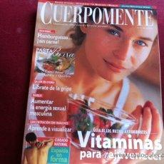 Coleccionismo de Revistas y Periódicos: REVISTA CUERPOMENTE Nº 67. Lote 28940846