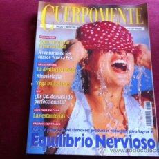 Coleccionismo de Revistas y Periódicos: REVISTA CUERPOMENTE Nº 38. Lote 28940881