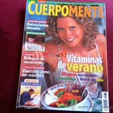 Coleccionismo de Revistas y Periódicos: REVISTA CUERPOMENTE Nº 76. Lote 28941320