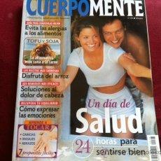 Coleccionismo de Revistas y Periódicos: REVISTA CUERPOMENTE Nº 108. Lote 28941364