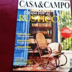 Coleccionismo de Revistas y Periódicos: REVISTA CASA DE CAMPO Nº 190. Lote 28942986