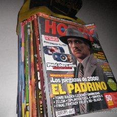 Coleccionismo de Revistas y Periódicos: LOTE 12 REVISTAS HOBBY CONSOLAS 2006. Lote 29030075