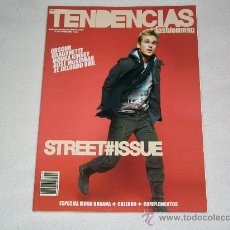 Coleccionismo de Revistas y Periódicos: REVISTA MODA - TENDENCIAS Nº 126 - FASHION MAGAZINE - OCTUBRE 2007. Lote 29072970