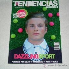 Coleccionismo de Revistas y Periódicos: REVISTA MODA - TENDENCIAS Nº 132 - FASHION MAGAZINE - MAYO 2008. Lote 29073004