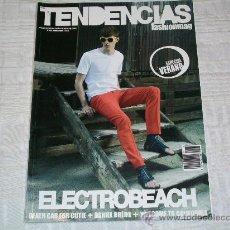 Coleccionismo de Revistas y Periódicos: REVISTA MODA - TENDENCIAS Nº 133 - FASHION MAGAZINE - JUNIO 2008 - ESPECIAL VERANO. Lote 29073192