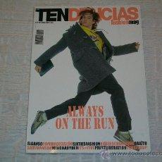 Coleccionismo de Revistas y Periódicos: REVISTA MODA - TENDENCIAS Nº 115 - FASHION MAGAZINE - SEPTIEMBRE 2006 - ENTREVISTA RUBEN OCHANDIANO. Lote 29073242
