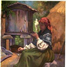 Coleccionismo de Revistas y Periódicos: GALICIA 1904 HILANDO GALLEGA JOJA REVISTA 1962. Lote 29146561