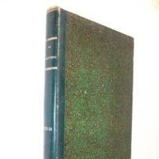 Coleccionismo de Revistas y Periódicos: REVISTA LA PELETERÍA AÑOS 1933-1934 – TOMO CON LOS 12 PRIMEROS NÚMEROS. Lote 29149727