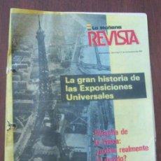 Coleccionismo de Revistas y Periódicos: BUSTER KEATON, MUSSOLINI, ONASSIS, DALI - URUGUAY 1987 - REVISTA, MAGAZINE. . Lote 29221662