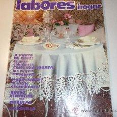 Coleccionismo de Revistas y Periódicos: REVISTA LABORES DEL HOGAR Nº 261 1980. Lote 29225215