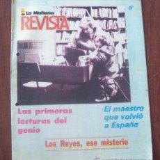 Coleccionismo de Revistas y Periódicos: KAROL WOJTYLA, URUGUAY 1987 - REVISTA, MAGAZINE. . Lote 29235099