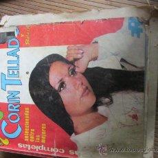 Coleccionismo de Revistas y Periódicos: CORIN TELLADO 3 FOTONOVELAS. Lote 29340957