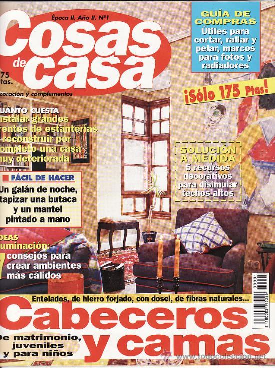 perfect revista decoracion cosas de casa n with revistas decoracion on line
