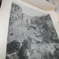 Coleccionismo de Revistas y Periódicos: RONDA EL TAJO. AÑO 1895.. 24 X 19 CM. Lote 29380264