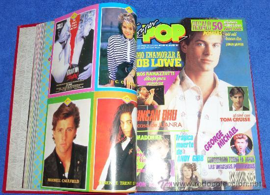 SUPER POP - AÑO 1988 COMPLETO (Coleccionismo - Revistas y Periódicos Modernos (a partir de 1.940))