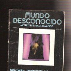 Coleccionismo de Revistas y Periódicos: MUNDO DESCONOCIDO 34. Lote 29497398