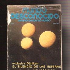 Coleccionismo de Revistas y Periódicos: MUNDO DESCONOCIDO 26. Lote 29497496
