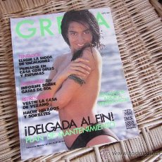 Coleccionismo de Revistas y Periódicos: REVISTA GRECA Nº 129, GANCHILLO, PUNTO CRUZ, MODA, PATRONES..... Lote 29561895
