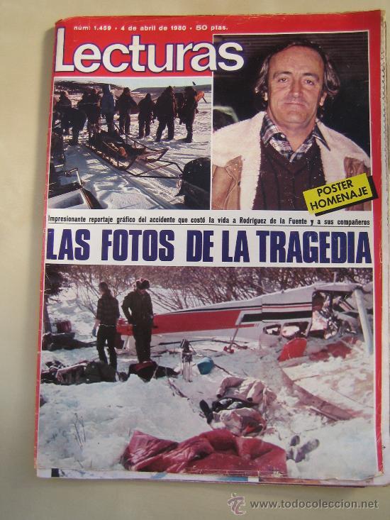 Lecturas N 186 1459 El Accidente De Felix Rodrig Vendido