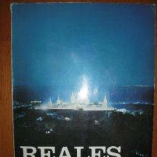 Coleccionismo de Revistas y Periódicos: REALES SITIOS: REVISTA DEL PATRIMONIO NACIONAL * PALACIO DE ORIENTE * SAN LORENZO DE EL ESCORIAL * . Lote 30448894