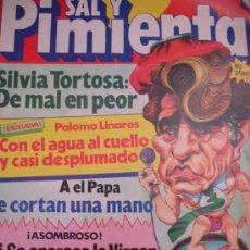 Coleccionismo de Revistas y Periódicos: SAL Y PIMIENTA. Lote 38443094
