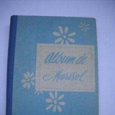 Coleccionismo de Revistas y Periódicos: ALBUM DE MARISOL, EL SEMANARIO DE LA MUJER, 1954. DEL Nº 1 AL Nº 48, AÑO COMPLETO 48 REVISTAS.. Lote 29779400