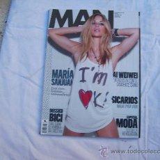 Coleccionismo de Revistas y Periódicos: MAN Nº 285, MARIA SAN JUAN, DOSSIER BICI, BERLIN, PAULINA, CHINA PROHIBIDO PENSAR. Lote 210629992