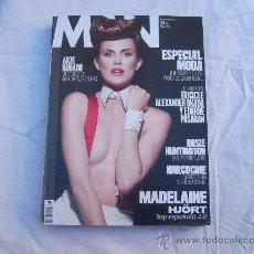 Coleccionismo de Revistas y Periódicos: MAN Nº 280, MADELAINE HJORT, AL HABLA CON TRICICLE EDURNE PASABAN, ARTE ROBADO, ROSIE HUNTINGTON. Lote 210629612