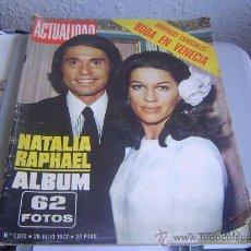 Coleccionismo de Revistas y Periódicos: REVISTA ACTUALIDAD.. Lote 29859975