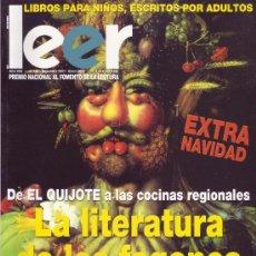 Revista Leer. Número 128 - Diciembre 2001 / Enero 2002