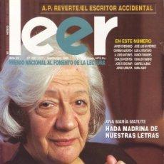 Coleccionismo de Revistas y Periódicos: REVISTA LEER. NÚMERO 105 - SEPTIEMBRE 1999. Lote 29886445