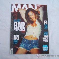Coleccionismo de Revistas y Periódicos: REVISTA MAN Nº 284, BAR RAFAELI, USAIN BOLT, CINE NUNCA VISTO, NUEVA YORK. Lote 210631665